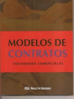 Modelos de Contratos: Sociedades Comerciales