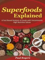 Superfoods Explained