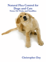Natural Flea Control for Dogs and Cats