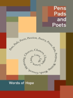 Pens, Pads and Poets: Words of Hope