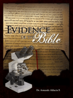 Evidence of the Bible