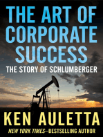 The Art of Corporate Success