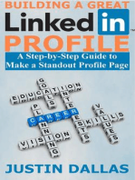 Building a Great LinkedIn Profile