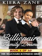 A Billionaire Family Drama 1 (A Billionaire Family Drama Serial - Her Billionaire Boyfriend Series, #1)