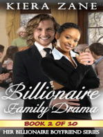 A Billionaire Family Drama 2 (A Billionaire Family Drama Serial - Her Billionaire Boyfriend Series, #2)