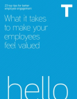 Value of Employee Engagement to your Organisation