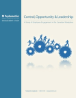 Leadership  Study on Employee Engagement in the Canadian Workplace