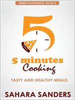 Five Minutes Cooking