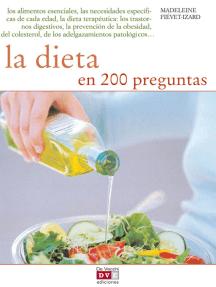 La dieta en 200 preguntas