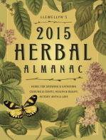 Llewellyn's 2015 Herbal Almanac
