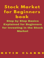 Stock Market for Beginners Book