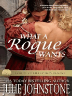 What A Rogue Wants