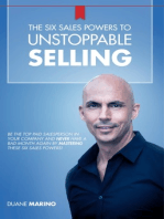 The Six Sales Powers to Unstoppable Selling