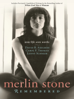 Merlin Stone Remembered: Her Life and Works