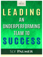 Leading an Underperforming Team to Success