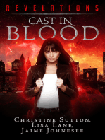 Cast In Blood