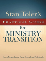 Practical Guide for Ministry Transition