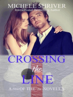 Crossing the Line (Men of the Ice, #2)
