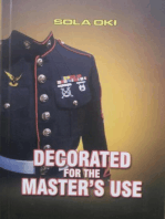 Decorated for the Master's Use