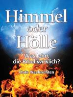 Himmel oder Hölle