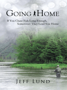 Going Home: If you chase fish long enough, sometimes they lead you home