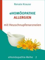 eHomöopathie 2 - ALLERGIEN