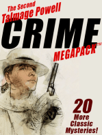 The Second Talmage Powell Crime MEGAPACK ®