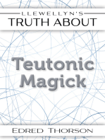 Llewellyn's Truth About Teutonic Magick