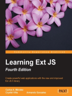Learning Ext JS - Fourth Edition