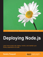 Deploying Node.js