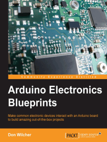 Arduino Electronics Blueprints By Don Wilcher Read Online border=