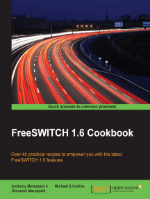 FreeSWITCH 1 6 Cookbook by Michael S  Collins, Anthony Minessale II, and  Giovanni Maruzzelli - Book - Read Online
