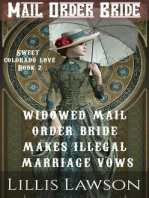 Widowed Mail Order Bride Makes Illegal Marriage Vows (The Murphy Cowboy Brothers Looking For Love
