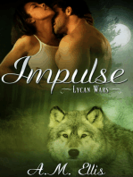 Impulse (Lycan Wars Book 2)