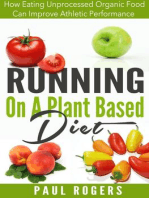 Running On A Plant Based Diet