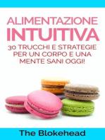 Alimentazione intuitiva
