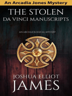 The Stolen Da Vinci Manuscripts