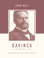 Bavinck on the Christian Life