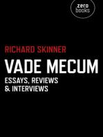 Vade Mecum: Essays, Reviews & Interviews