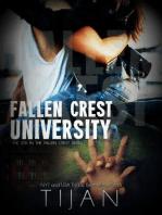 Fallen Crest University (Fallen Crest Series, #5)