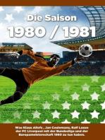 Die Saison 1980 / 1981