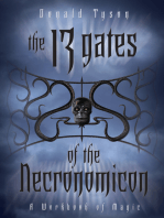 The 13 Gates of the Necronomicon