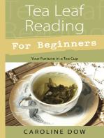 Tea Leaf Reading For Beginners