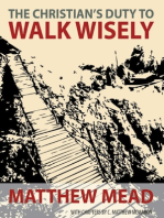 The Christian's Duty to Walk Wisely