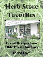 Herb Store Favorites