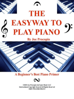 The Easyway to Play Piano