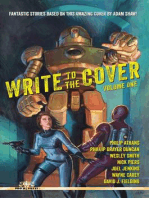 Write to the Cover, Volume One
