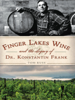 Finger Lakes Wine and the Legacy of Dr. Konstantin Frank