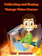 Collecting and Buying Vintage Video Games