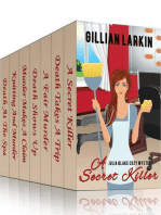 Julia Blake Cozy Mysteries - Box Set 1
